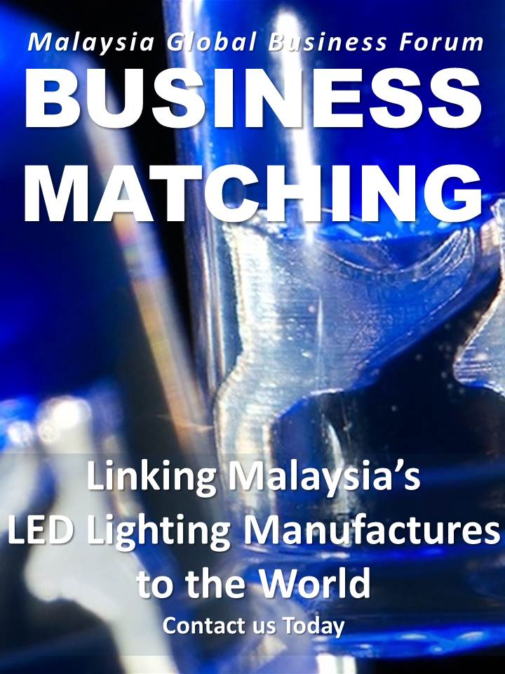 BUSINESS MATCHING - LED Lighting