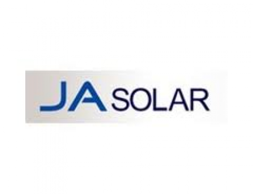 "JA Solar Supplies the World""s Largest Floating Solar Power Plant"