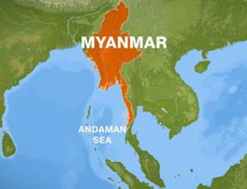 Myanmar opens arms for the first foreign company to build an oil and gas supply base