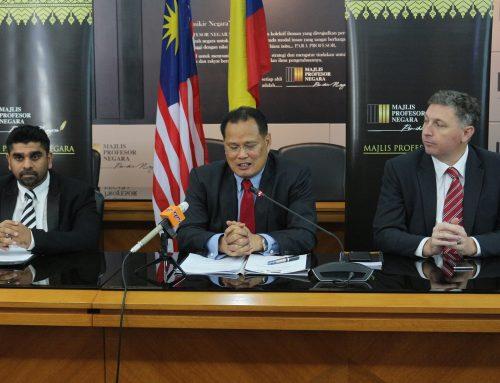 MAJLIS PROFESOR NEGARA PARTNERS WITH THE MALAYSIAN PROPERTY PRESS AWARDS