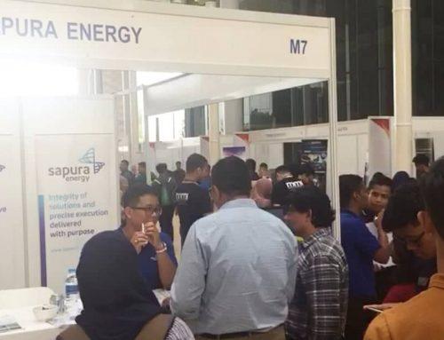 SAPURA ENERGY ATTRACTS TOP LOCAL TALENTS