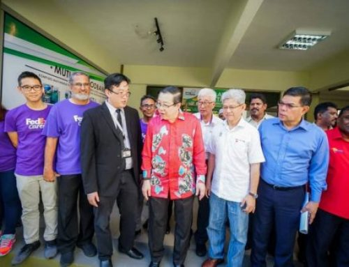 FedEx Malaysia Supports Social Need for Urban Farming and Educational Empowerment for Urban Poor Communities