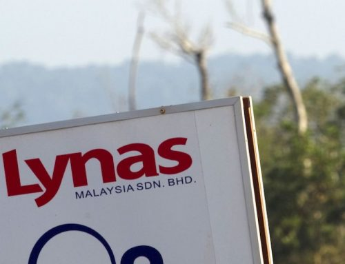 Lynas Malaysia receives Gold class Occupational Safety and Health Award