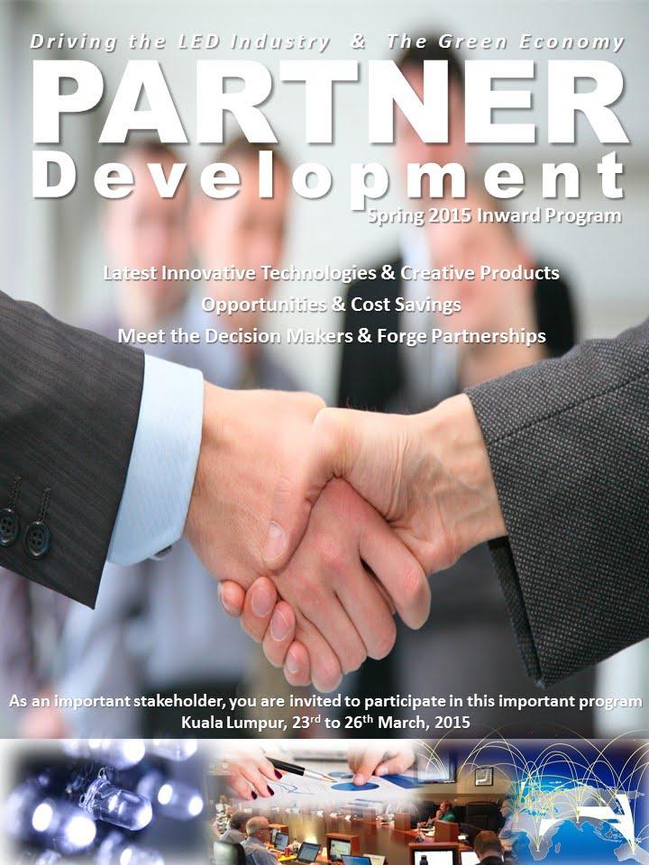 Partner Development Program - Spring 2015 Inward Program - Invite