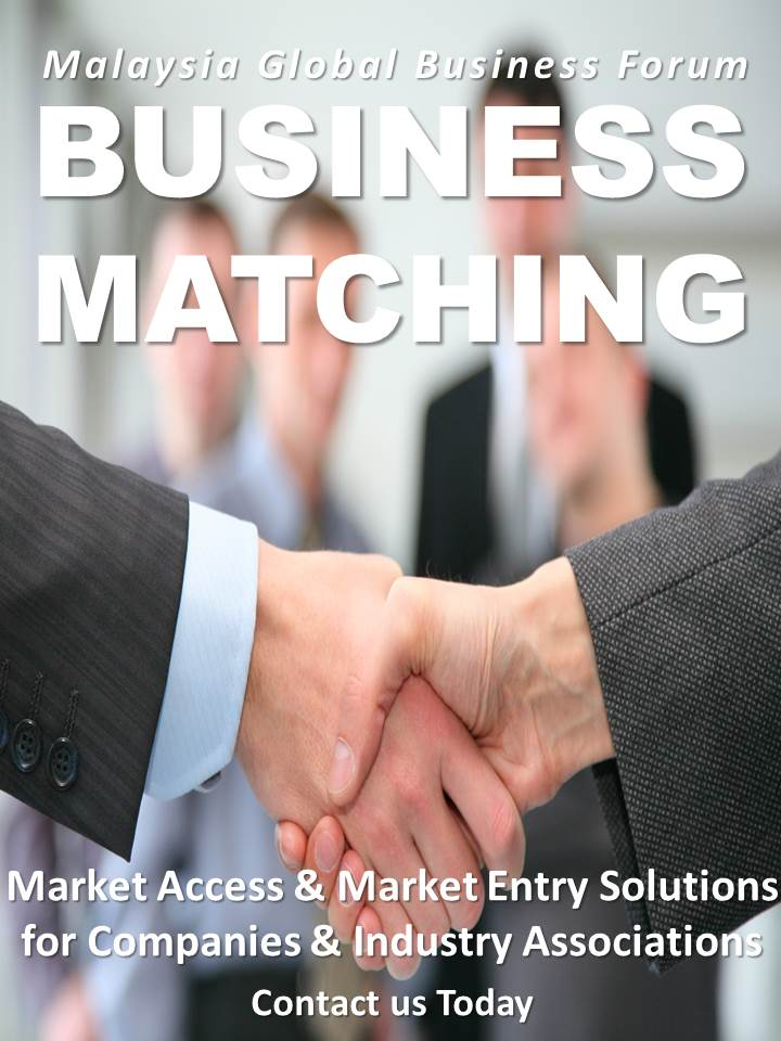 Market access solutions Business Matching Asia