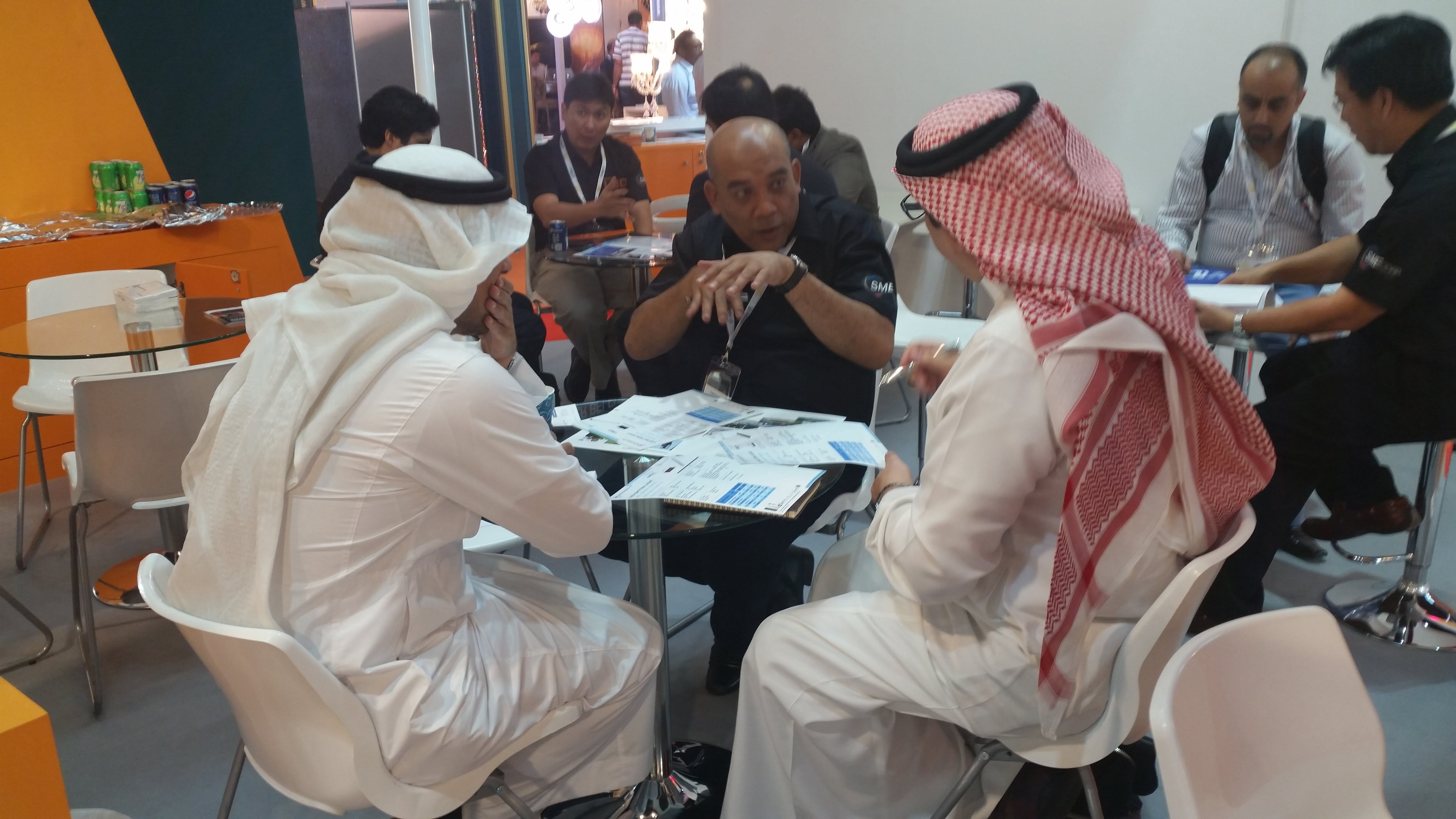 Business Matching in Dubai