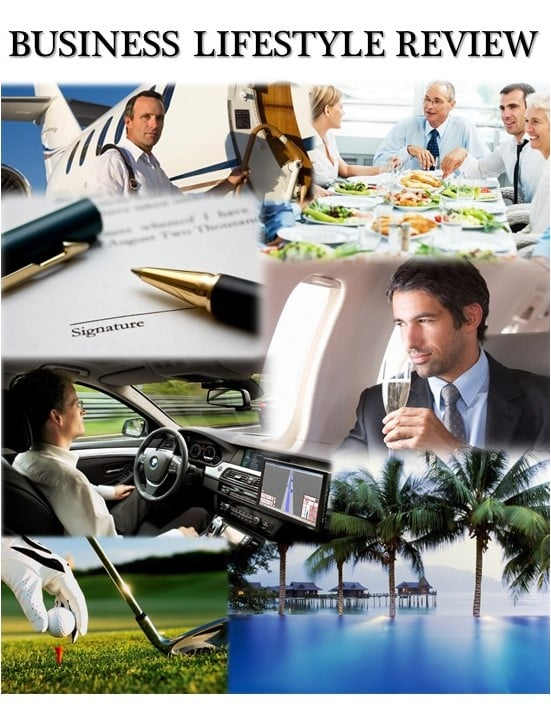 BUSINESS LIFESTYLE REVIEW Banner