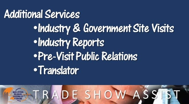 Trade Show Assist - Additional Services