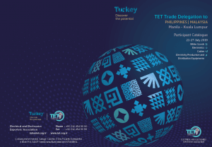 Turkish Electrical & Electronic Industry | Malaysia Global