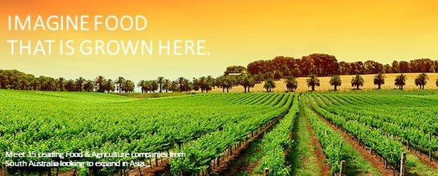 South Australian Food - Imagine