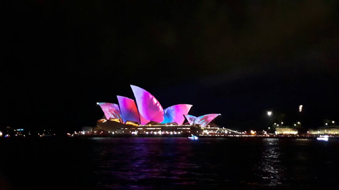 Vivid Sydney: The intersection of Art, Technology and Commerce