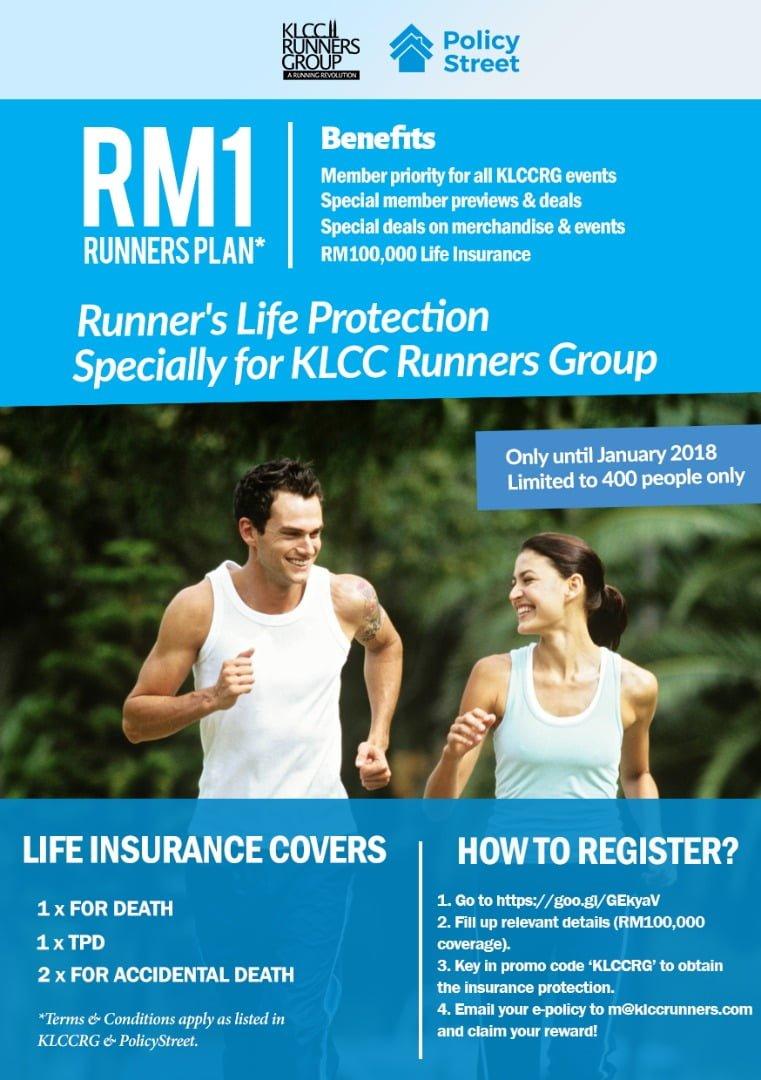 KLCC Runners Group | Malaysia Global Business Forum