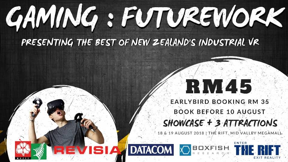 Gaming: Futurework   Malaysia Global Business Forum
