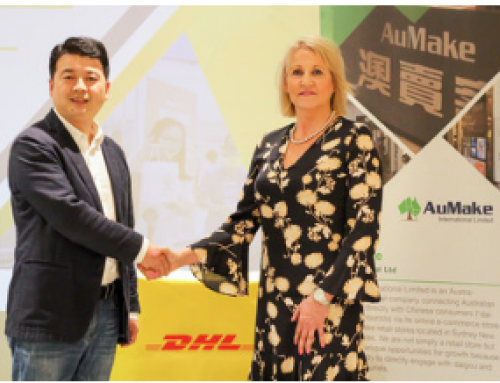 DHL eCommerce partners AuMake to enable quality deliveries direct from Australia to China