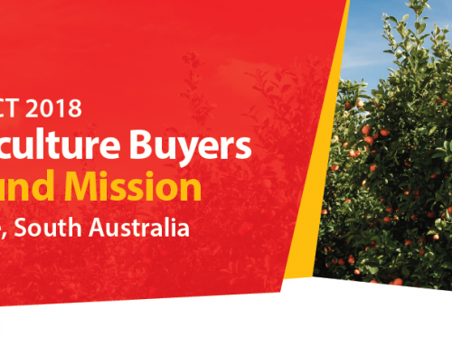 South Australia Horticulture Buyers Mission: 29 – 31 October 2018