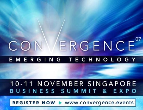 07Convergence Singapore: BUSINESS SUMMIT, EXPO & NETWORKING