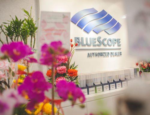 BlueScope Authorized Dealer Retail Store in Batu Pahat