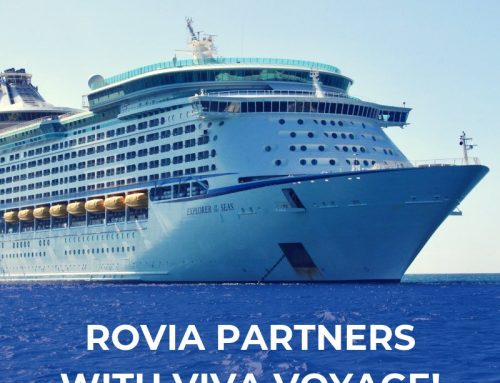 Rovia and Viva Voyage Focus on Cruise Experiences in S. Korea and Japan