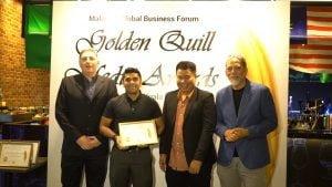 Golden Quill Media Awards | Malaysia Global Business Forum