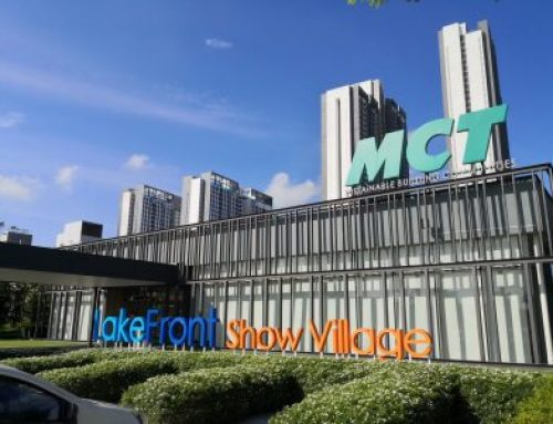MCT Berhad Introduces Cashless Payment Facility at Unveiling of Refurbished Sales Gallery in Cyberjaya