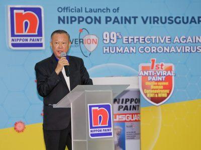 Launch of Nippon Paint VirusGuard – Image 1