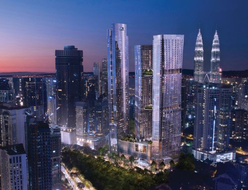 KSK LAND AWARDED RM650 MILLION SYNDICATED FINANCING FOR  8 CONLAY KEMPINSKI HOTEL & RESIDENCES