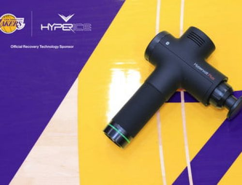 Los Angeles Lakers name Hyperice the Official Recovery Technology Sponsor