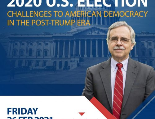 Methodist College KL holding Free Live Webinar on Reviewing the 2020 U.S. Election
