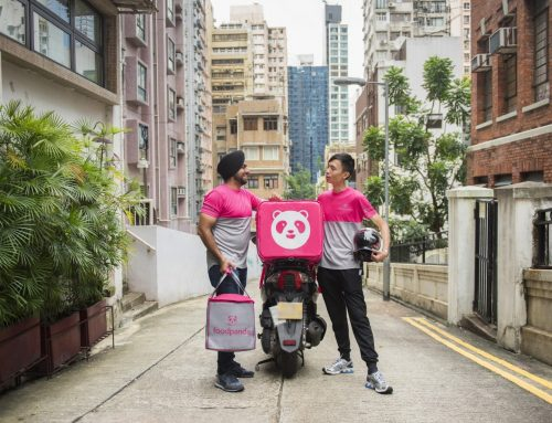 Improved insurance scheme for all foodpanda delivery partners